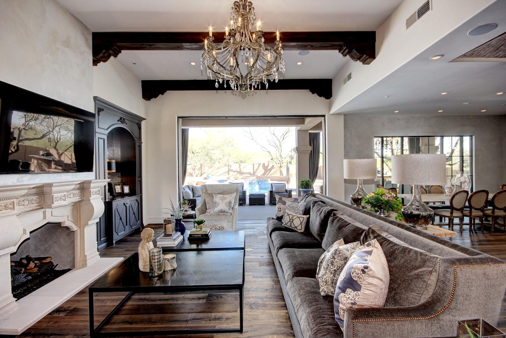 : Scottsdale : CASA DEL REY HOMES